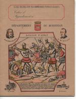 Cahier, Série Instuctive Sur Le Departement Du Morbihan, Bataille D'Auray - Otros