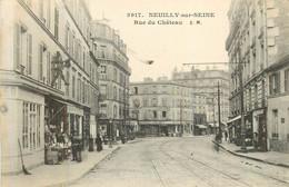 NEUILLY SUR SEINE Rue Du Du Château - Neuilly Sur Seine
