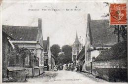 D62  FOSSEUX  Rue De L'Église - Autres Communes