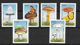 ANGOLA 1999 Mushrooms - Champignons