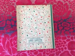 Protège Livre Louis Laffitte 156 La Canebière Marseille Protège-cahiers Illustrés-achat Vente Beaux Livres .... - Book Covers