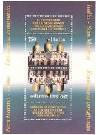 ITALIA SAN MARINO BASILICA DI SAN MARCO - Blocks & Sheetlets