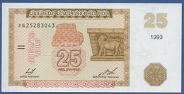 ARMENIA - P.34 – 20 Dram1993 - UNC - Armenia