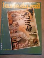 Vie Du Rail 1795 1981 Deauville Trouville Benerville Criqueboeuf La Touques Honfleur Poissy Le Bernin Boulogne Mer - Trains