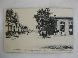 MILITARIA - VOUZIERS - Intérieur Du Quartier Savary (animée) - Barracks