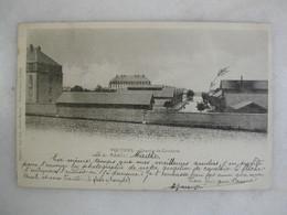 MILITARIA - VOUZIERS - Quartier De Cavalerie - Barracks