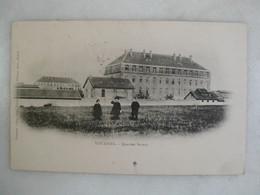 MILITARIA - VOUZIERS - Quartier Savary (animée) - Barracks