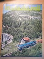 Vie Du Rail 1709 1979 Paquebot France Le Havre Roche Sur Yon Albi Eygurandes Puget Théniers Newcastle Rabodeau - Trains