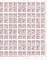 1544 - XX - CHIFFRE SUR LION HERALDIQUE 2C - UNE DIZAINE DE VAR/CUR DONT COB V 2 - Hojas Completas