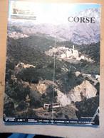 Vie Du Rail 1536 1976 Corse Bastia Bocognano U Paese Ajaccio Calvi Corte Ghisoni Sisco Piana Morsiglia Erbalunga Porto - Trains