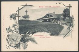 Ansichtskarten  - Gruss Aus Den Beskiden .Beskidenheim Weißes Kreuz - Unclassified