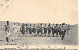 A/77         Maroc       Oudjda           -  Occupation   D'oudjda Avril 1907 - Autres