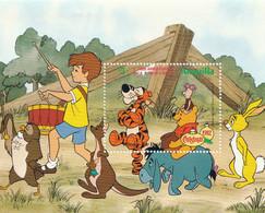 ANGUILLA - Disney, Winnie The Pooh, Christmas 1982 - MNH - 1982 - Anguilla (1968-...)