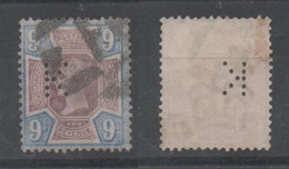 UK, GB, Used, 1887, Michel 95, Queen Victoria Jubilee - Usados