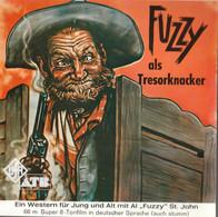 Fuzzy Als Tresorknacker S/W Super 8mm Stumm Film 66 Meter - 35mm -16mm - 9,5+8+S8mm Film Rolls