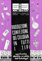 Confitras. Produzione Confezione Del Cellofan / Lavanda. Briga Marittima.  Advertising  1941 - Sin Clasificación