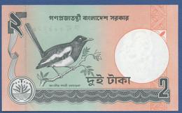 BANGLADESH - P.6C – 2 TAKAND (1988-2001) - UNC - Bangladesh