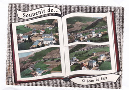 CPSM :  15 X 10,5  -  ST-JEAN DE SIXT  (Multivues) - Other Municipalities
