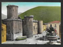FONDI CASTELLO BARONALE VG. 1963 LATINA N° B222 - Latina