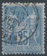 Lot N°60034   N°78, Oblit Cachet à Date De PARIS DEPART - 1876-1898 Sage (Type II)