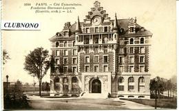 CPA - PARIS -CITE UNIVERSITAIRE - FONDATION BIERMANT-LAPOTRE (ETAT PARFAIT) - Education, Schools And Universities