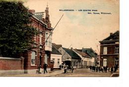 J 62 Willebroeck: Les Quatre Bras - Willebroek