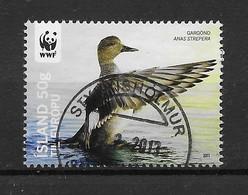 Island 2011 Vögel Mi.Nr. 1301 Gestempelt - Gebraucht