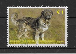 Kosovo 2006 Hunde/Dogs Mi.Nr. 49 Gestempelt - Kosovo