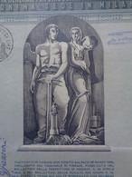 ITALIE - MILANO 1953 - MONTECATINI : INDUSTRIE CHIMIQUE ET MINIERE - TITRE DE 1 ACTION DE1 000 LIRES - Unclassified