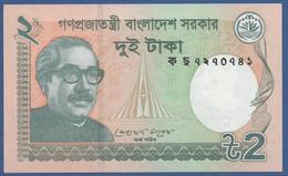 BANGLADESH - P.52a – 2 TAKA2011  UNC- - Bangladesh
