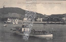 AK Niederdollendorf Elektro Fähre - Boats