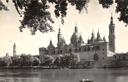 Zaragoza (Espagne) - Templo Del Pilar Y Rio Ebro - Zaragoza