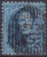 Belgie  .  OBP  .  15A    .   Obl.  E.III       .   O   .   Gebruikt   .   / .   Oblitéré - 1863-1864 Medallions (13/16)