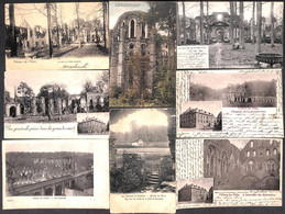 Ruines De L'Abbaye De Villers - Lot 26 Cartes (voir Scans) (petit Prix) - Villers-la-Ville
