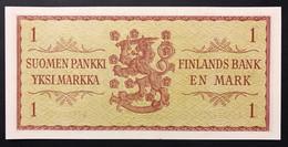 Finlandia 1 Markka 1963  Fds LOTTO 3407 - Finland