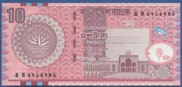 BANGLADESH - P.39a – 10 TAKA2002  UNC - Bangladesh