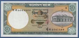 BANGLADESH - P.48a – 20 TAKA2006  UNC - Bangladesh