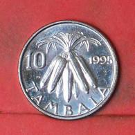 MALAWI 10 TAMBALA 1995 -    KM# 27 - (Nº41653) - Malawi