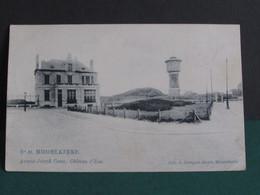 MIDDELKERKE  Avenue Joseph Casse Chateau D' Eau - Middelkerke