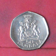 MALAWI 50 TAMBALA 1996 -    KM# 30 - (Nº41654) - Malawi
