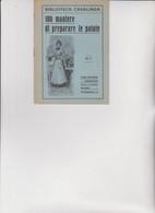 BIBLIOTECA CASALINGA SONZOGNO .  1927 -  100 MANIERE DI PREPARARE  LE  PATATE . - House & Kitchen