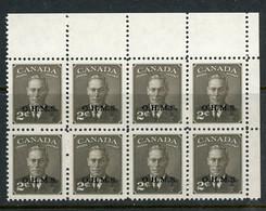 Canada MNH 1950 King George VI - Nuevos