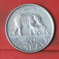 MALAWI 20 TAMBALA 1996 -    KM# 29 - (Nº41656) - Malawi