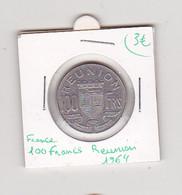 100 Francs Réunion 1964 - Reunion