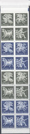 ++G2440. Iceland 1990. Heraldic Figures. Complete Booklet. Michel 3. MNH(**) - Carnets