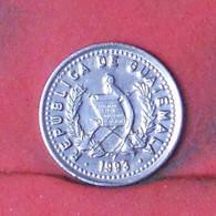 GUATEMALA 5 CENTAVO 1993 -    KM# 276,4 - (Nº41662) - Guatemala