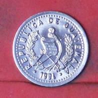 GUATEMALA 10 CENTAVOS 1994 -    KM# 277,5 - (Nº41666) - Guatemala