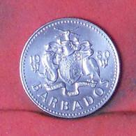 BARBADOS 10 CENTS 1980 -    KM# 12 - (Nº41671) - Barbados