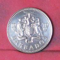 BARBADOS 5 CENTS 1979 -    KM# 11 - (Nº41672) - Barbados