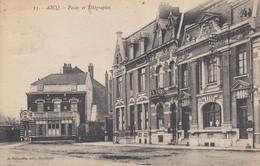 ASCQ (Nord): Postes Et Télégraphes - Other Municipalities